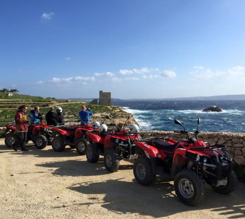quad tours gozo